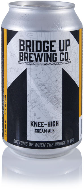 knee high cream ale Canned Beer